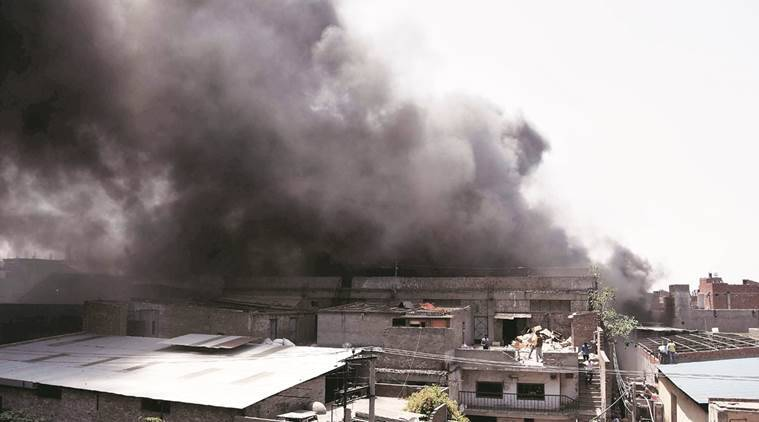 No lesson learnt from 2012 Jalandhar industrial disaster