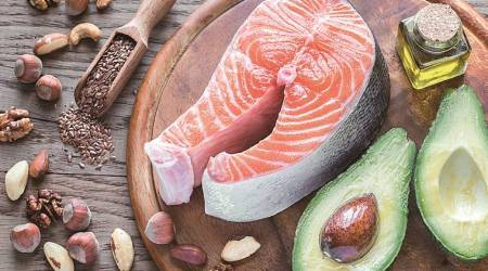 Diet diary, Krill oil, fish oil, omega 3s, food habits, WHO, fitness, indian express, health news