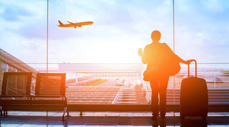 Airports Economic Regulatory Authority of India, user development fee, domestic fee, Flight cost, indian express, India news, Delhi flight, flight cost