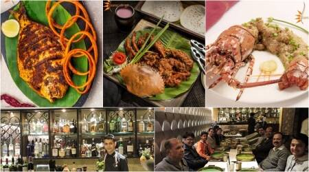 Craving for a taste of West Coast cuisine? Exquisite dishes at Sana-di-ge will fill you withjoy