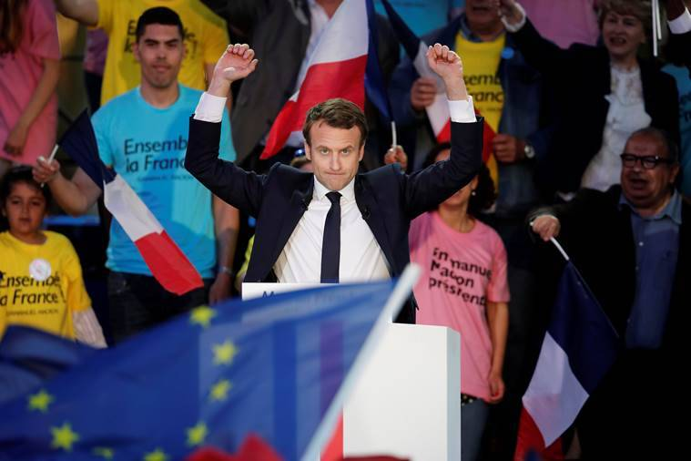 Defecting French ex-PM Valls is told he must join Macron's party