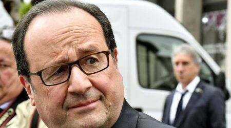 Francois Hollande, Emmanuel Macron, Emmanuel Macron election win,President Francois Hollande, French election results, france election news, International news, World news,