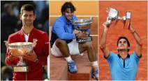French Open 2017, French Open, Rafael nadal, Nadal, Rafael Nadal, Roger Federer, Federer, Djokovic, Novak Djokovic, French Open 10 winners, Indian Express
