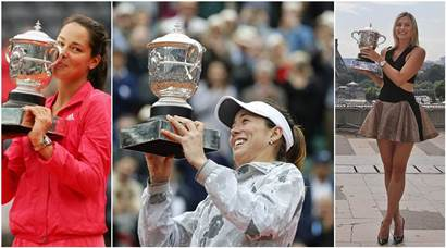 From Justine Henin to Garbine Muguruza: Here is the list of last 10 French Open winners