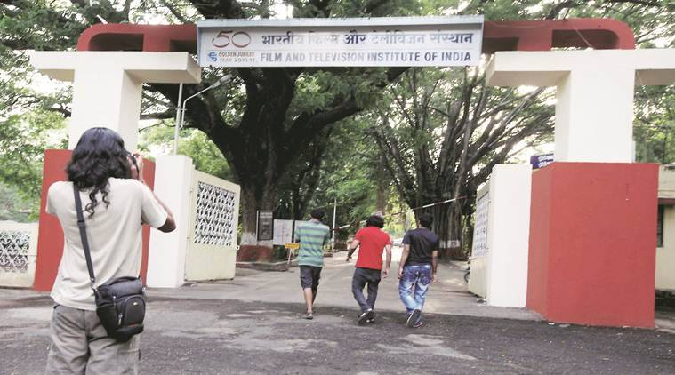 ftii, ftii pune, ftii second yr students expelled, film and television institute, film exercise, ftii latest news, indian express
