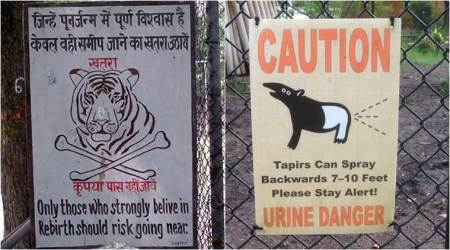 23 funny zoo signboards that will leave you ROFL-ing!