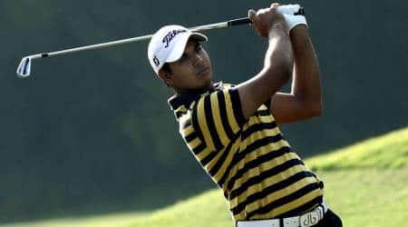 Gaganjeet Bhullar, Ajeetesh Sandhu, Hung Chien-yao, Macau Open
