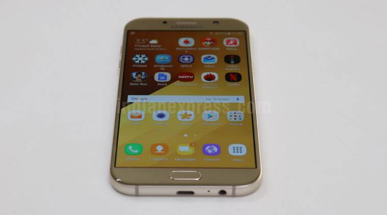 Samsung, Samsung Galaxy A7 (2017) review, Galaxy A7 (2017) review, Samsung Galaxy A7 (2017) review video, Galaxy A7 (2017) specifications, Galaxy A7 (2017) price, Galaxy A7 (2017) features