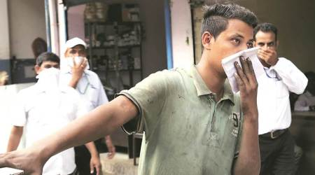 One labourer dies, four fall ill in Ahmedabad factory gasleak