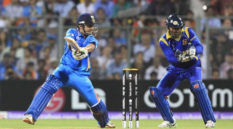 gautam gambhir, 2011 world cup, 2011 world cup final, 2011 world cup gautam gambhir, india vs sri lanka 2011 world cup final, ms dhoni, dhoni, cricket news, cricket, sports news, indian express
