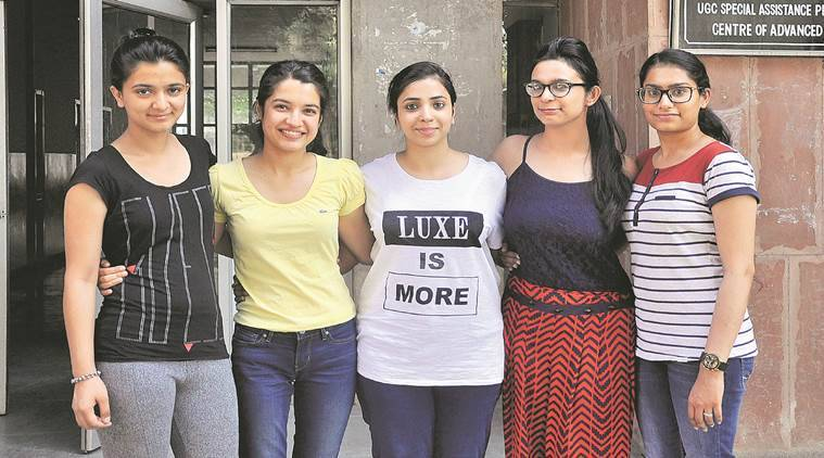 Punjab girls, Panjab university, Indian Institute of Science Education and Research (IISER), DAAD fellowship, Germany fellowship, Indian express news, India news, Latest news