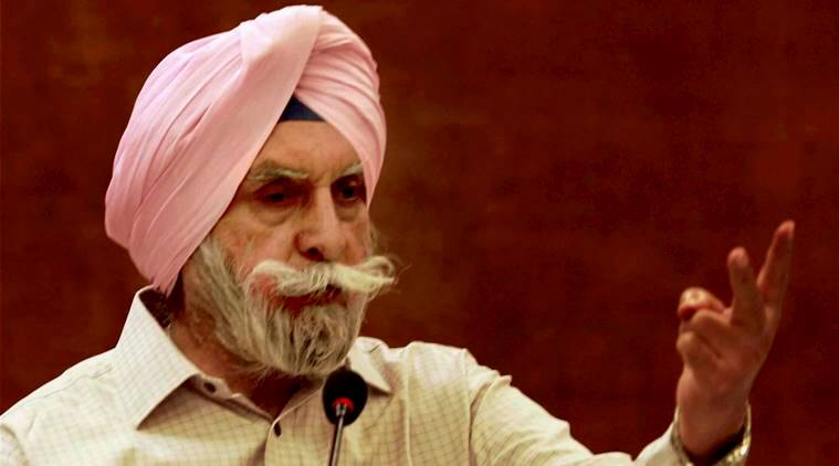 Parkash Singh Badal, KPS Gill death, KPS Gill's death, Punjab leader on KPS Gill, Indian express news, India news, Latest news