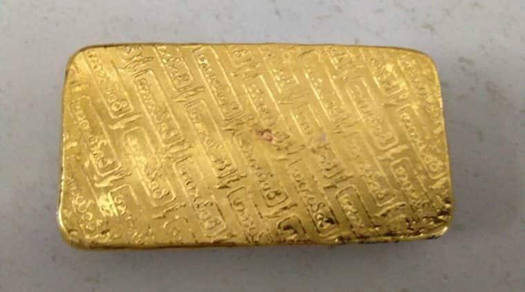 Gold, Gold smuggling, sri lanka gold, lanka gold smuggling, mumbai airport, indian express news, india news, mumbai news