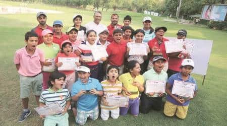 Milkha Junior Golf Championship: Son of Jeev Milkha Singh's caddie winstrophy