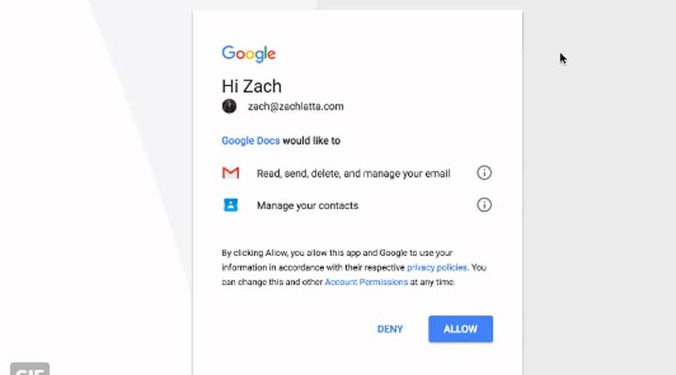 Google Docs, Google Docs Phishing scam, Google, Gmail, Google Docs Phishing scam account, Google phishing scam, technology news