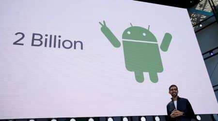 Google, Google I/O 2017, IO 2017, Google IO, Android Go, Android Go features, Android O India, Android O features, Google I/O keynote, Sundar Pichai, what is Android Go