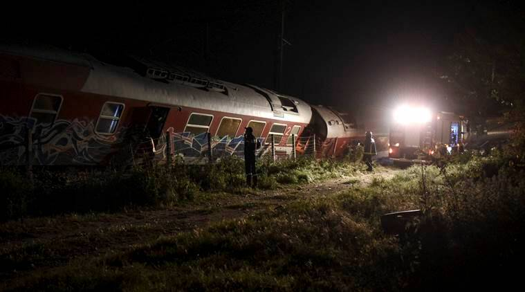 Injuries Reported in Passenger Train Derailment in Greece
