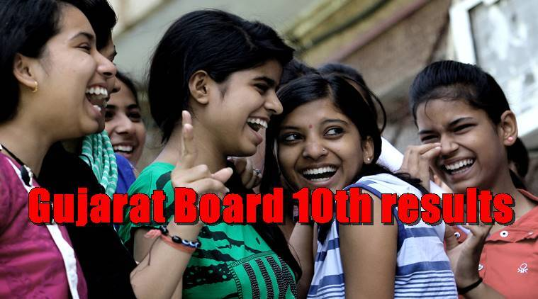 Gujarat GSEB SSC Class 10 exam results declared