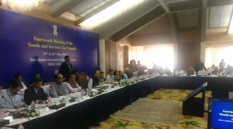 GST, GST meet, Goods and services tax, GST bill, GSt meeting jammu, jammu and kashmir, J-K, J-K GST meeting, Atun jaitley, Jaitley GST, tax, tax india, indian express news