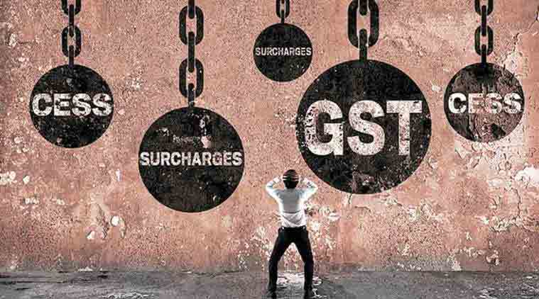 GST council, Tax slab, 4 slab tax rate, tax rate, goods and services tax bill, India economy, business news, indian express news