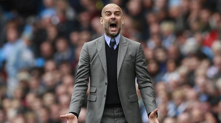 Pep Guardiola, Guardiola, Manchester City, Barcelona, Bayern Munich, Bayern, Barca, Arsene Wenger, Wenger, Premier League, Premier League title, Champions League, UEFA Champions League, Champions League qualification, football, sports news, Indian Express