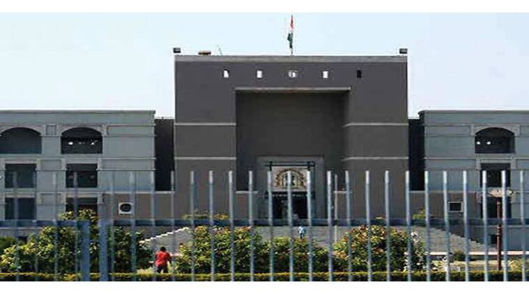 Gujarat High Court, Gujarat High Court Mahatma Gandhi, Gujarat High Court Gandhi's school, Mohandas Gandhi Vidyalaya, Indian express, India news, latest news