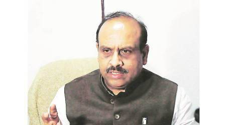 Delhi: Leader of Opposition Vijender Gupta levels allegations, marshalled out