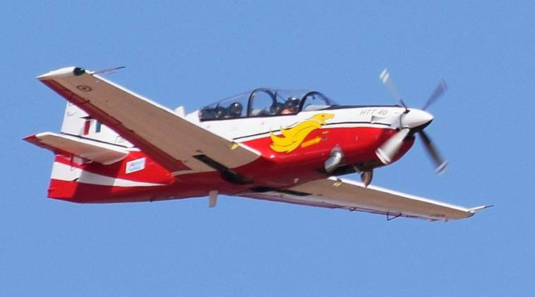 Hindustan Turbo Trainer-40, HTT-40, Hindustan Aeronautics Limited, Manohar Parrikar, India HAL news, HAL news latest, HAL latest news, India news, National news, latest news, India news, National news