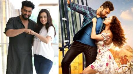 Half Girlfriend actors Arjun Kapoor, Shraddha Kapoor: We became friends thanks to Madhav and Riya