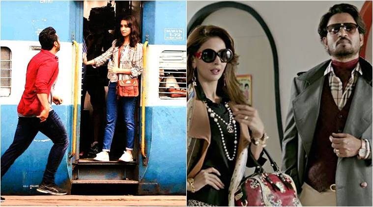 Hindi medium vs half girlfriend box office collection day - Bollywood movie box office collection ...