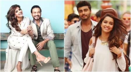 hindi medium, half girlfriend, hindi medium pics, half girlfriend pics, hindi medium vs half girlfriend, hindi medium irrfan khan, half girlfriend arjun kapoor, half girlfriend shraddha kapoor