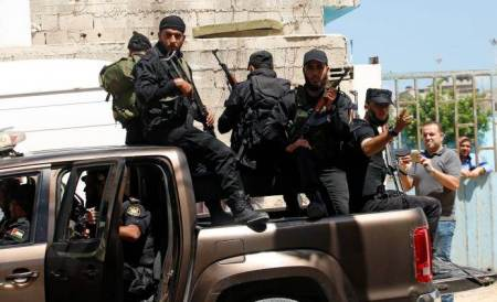 Hamas sentences three Palestinians to death over commander's killing