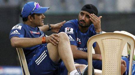 Anil Kumble can't have issues with anyone, says Harbhajan Singh