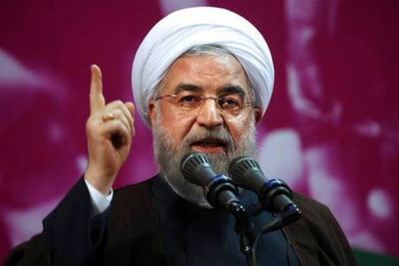 'Iran's top priority to protect nuclear deal from United States', says President Hassan Rouhani