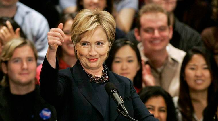 Hillary Clinton to address Wellesley College graduates