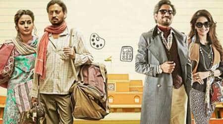 hindi medium movie review, hindi medium review, hindi medium, hindi medium movie, Irrfan Khan, Saba Qamar, hindi medium images