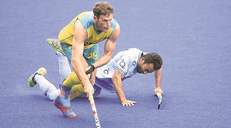 Mandeep's hat-trick hands India 4-3 win over Japan