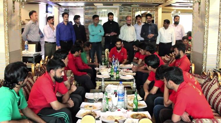 Labour Day, May Day, restaurant in pakistan celebrate labour day, indian express, indian express news