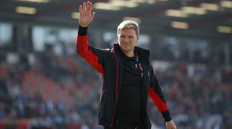 Bournemouth, English Premier league 2017, EPL 2017, Eddie Howe, Leicester City, Joshua King, Bournemouth relegation, sports news, football news, indian express