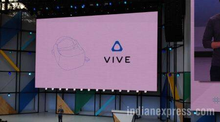 Google I/O 2017, Google I/O, HTC Daydream VR headset, Lenovo Daydream VR headset announced, Daydream VR, Google Daydream VR headsets, Google I/O Daydream VR headsets, HTC Vive VR headset, technology, technology news