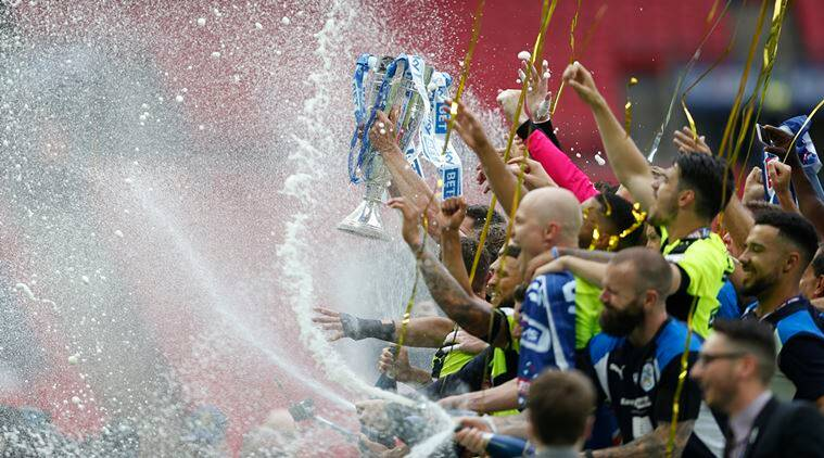 Huddersfield Town, Reading, Huddersfield vs Reading, Championship Playoff, Premier League promoted teams, football news, sports news, indian express