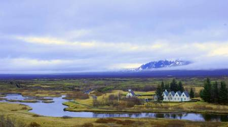 iceland, iceland travel, iceland places to see, place to visit in iceland, offbeat places in iceland, Mid-Atlantic Ridge iceland, Aurora Borealis, Aurora Borealis. iceland, iceland tours, travel news, sunday eye, eye 2017 eye magazine, indian express