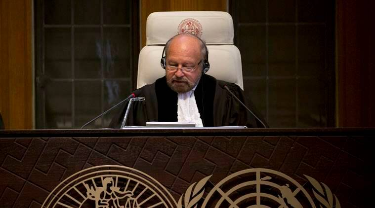 UN court to rule on Indian 'spy' facing execution