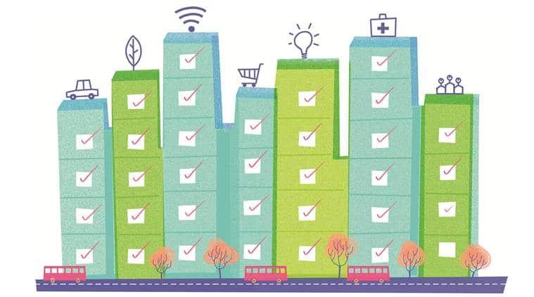 smart cities, smart cities programme, niti aayog, urban development, housing, transportation, smart housing, india news, indian express