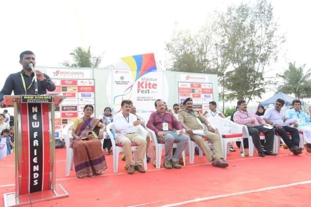Bekal, Bekal kite festival, kite festival, international kite festival, Bekal Resorts and Development Corporation, BRDC, BRDC Managing Director T.K. Manzoor, Bekal kite festival pictures