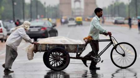 Delhi-NCR: More rain likely in coming days, 'peak activity' onSaturday