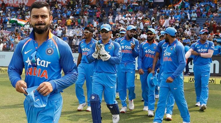 Virat Kohli, Kohli, Virat Kohli India, Team India, India cricket team, ICC Champions Trophy, Champions Trophy 2017, MS Dhoni, Dhoni, Cricket news, Cricket, Sports news, Sports, Indian Express