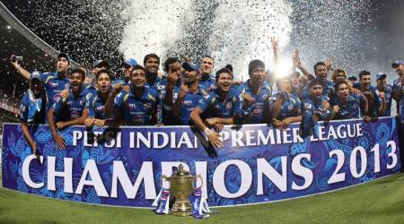 Rohit Sharma, Jasprit Bumrah, Jos Buttler, Mumbai Indians, Mumbai Indians IPL title, IPL final, Indian Premier League, IPL 10, IPL 2017, MI vs RPS, Pune, Rising Pune Supergiant, cricket, sports news, Indian Express