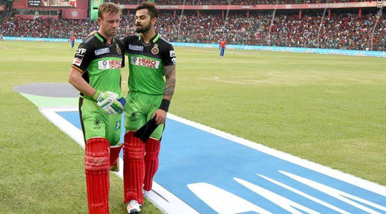 Royal Challengers Bangalore, Royal Challengers Bangalore news, Royal Challengers Bangalore updates, RCB green jersey, Royal Challengers Bangalore green jersey, sports news, sports news, sports, cricket news, Cricket, Indian Express