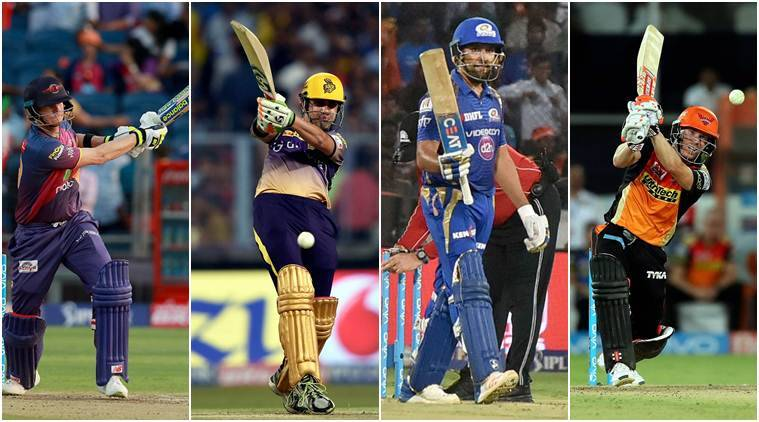 ipl 2017 play-offs, IPL 2017, ipl, ipl 10, RPS, MI, rps vs mi, rising pune supergiant, mumbai indians, kkr vs srh, kolkata knighr riders, kkr, sunrisers hyderabad, srh, cricket, sports news, Indian Express